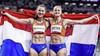 Anouk Vetter uit Nieuw-Vennep pakt zilver in Nederlands record op zevenkamp