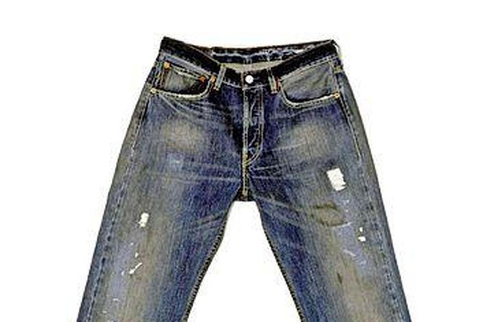 De aartsvader van alle spijkerbroeken is de Levi's 501.
