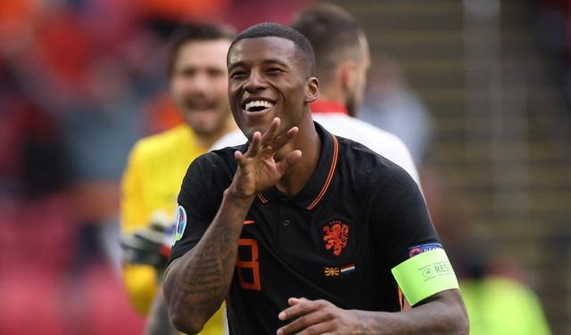 Oranje wint tegen Noord-Macedonië (3-0) ook derde pouleduel