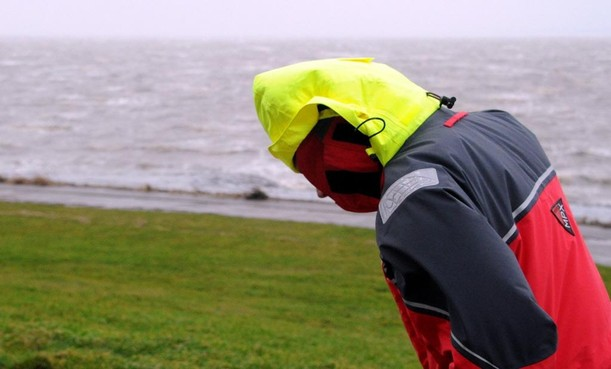 Code geel in westen om zware windstoten