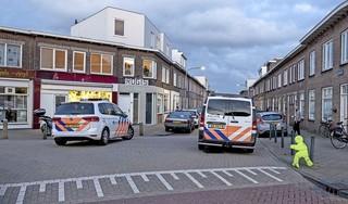Achtervolging eindigt in Leeuwerikstraat in Haarlem, politie zet onder meer helikopter in