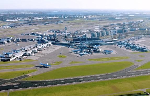 Honderden klachten personeel Schiphol over fijnstof