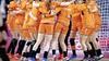 Handbalsters na zege op Angola naar kwartfinales in Tokio [video]
