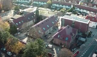 De Orchidee in Hilversum is - na negen jaar - klaar voor de verhuur: 30 appartementen in voormalige gemeentelijke ziekenhuisje