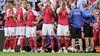 Laudrup: UEFA had duel Denen niet moeten hervatten