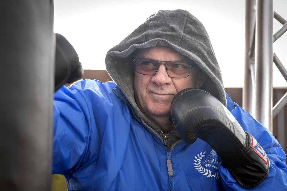 Beusenberg geeft ook bokstraining.