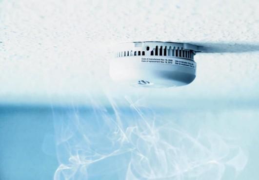 60 seconden: Wat een enorme herrie geeft zo'n brandalarm