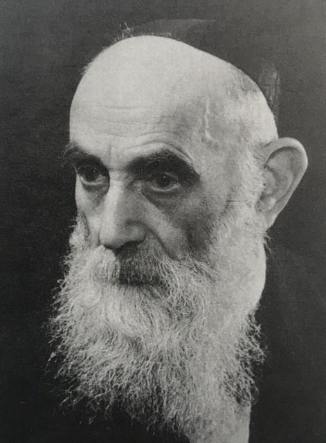 Rabbijn Simon de Vries