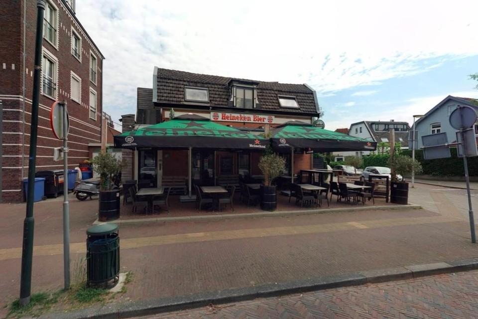 Café 't Raedthuys in Bussum.