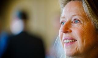 'Indrukwekkend. Hannie Schaft ligt daar als enige vrouw tussen 371 mannen'. Kajsa Ollongren houdt zondag Hannie Schaftlezing in Haarlem