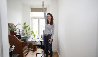 Thuiswerkers, kom in beweging want stilzitten leidt tot minder productiviteit