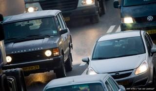Grote verkeersdrukte voorzien op Europese wegen