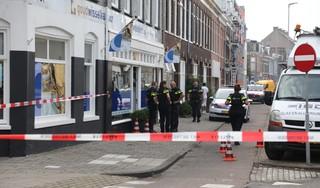 Goudwisselkantoor overvallen aan Schoterweg in Haarlem; een verdachte opgepakt, zoektocht naar tweede verdachte [update & video]