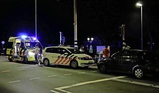 Fietser zwaargewond bij ongeval in Hillegom, auto mogelijk doorgereden