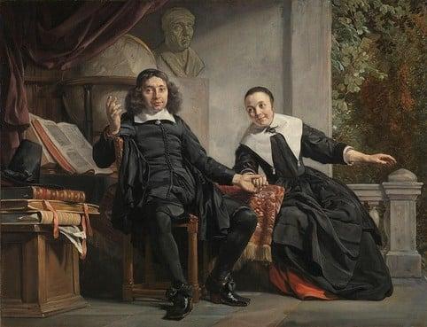 Oprechte Haerlemsche Courant maakte schilders bekend in Europa