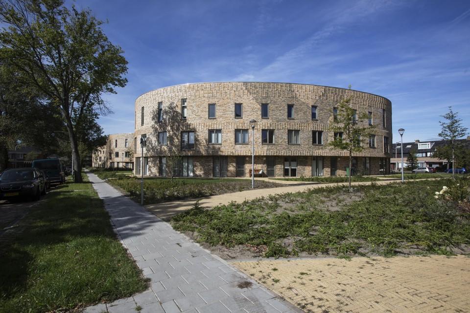 Het IJslandpark aan de Italiëlaan, ontwerp Heren 5 Architecten.
