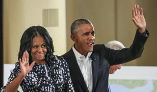 'Barack en Michelle Obama meest bewonderde mensen ter wereld'