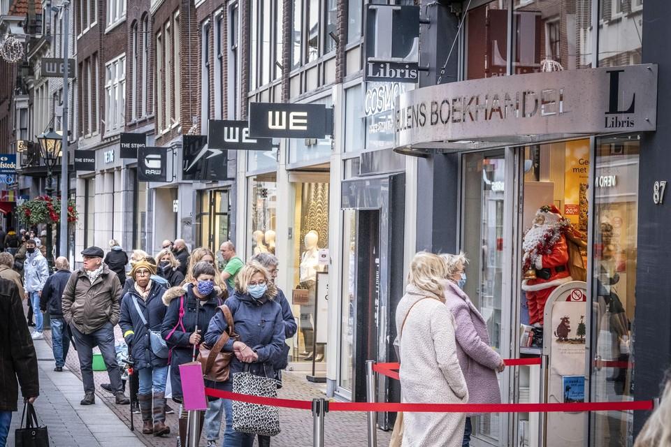 Drukte in Alkmaar.