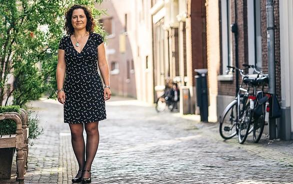 Haarlemse Michelle Mallinger in Be Mozart tijdens Klaterklanken