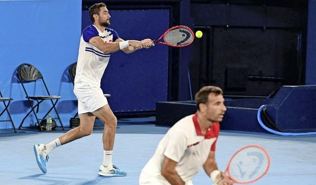 Voor je het weet kijk je bij de volgende Olympische Spelen naar tennissen zonder net   commentaar