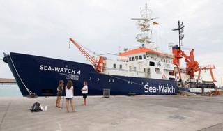 Reddingsschip Sea-Watch 4 begint zijn eerste missie bij Libië