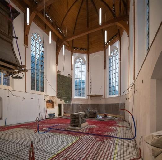 'De Waalse Kerk in Haarlem moet gezien worden', feestelijke heropening na opknapbeurt van drie jaar