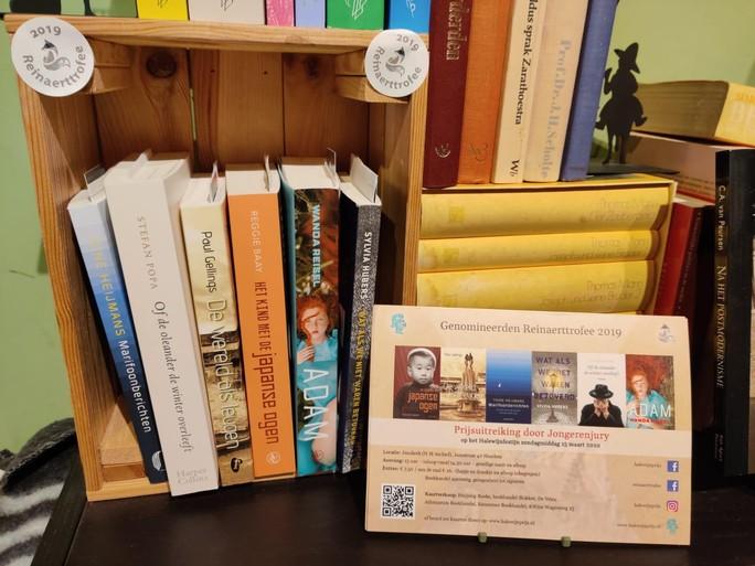 Haarlems literair Halewijnfestijn wil meer bekendheid voor schrijvers: Boeken veranderen levens