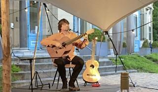Opnieuw zomersessies met befaamde artiesten bij Orangerie Elswout