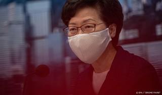 Amerikaanse regering wil leiding Hongkong straffen