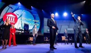 Voor stemkanon Thierry Baudet is lijstduwer worden geen noodsprong | Commentaar