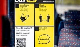 Haastige Haarlemse veelpleger zonder mondkapje heeft geen tijd voor bekeuring Connexxion-boa's