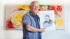 Velserbroeker Frans van der Burg: 'Het is niet eenvoudig om een kunstwerk te maken dat nergens op lijkt'