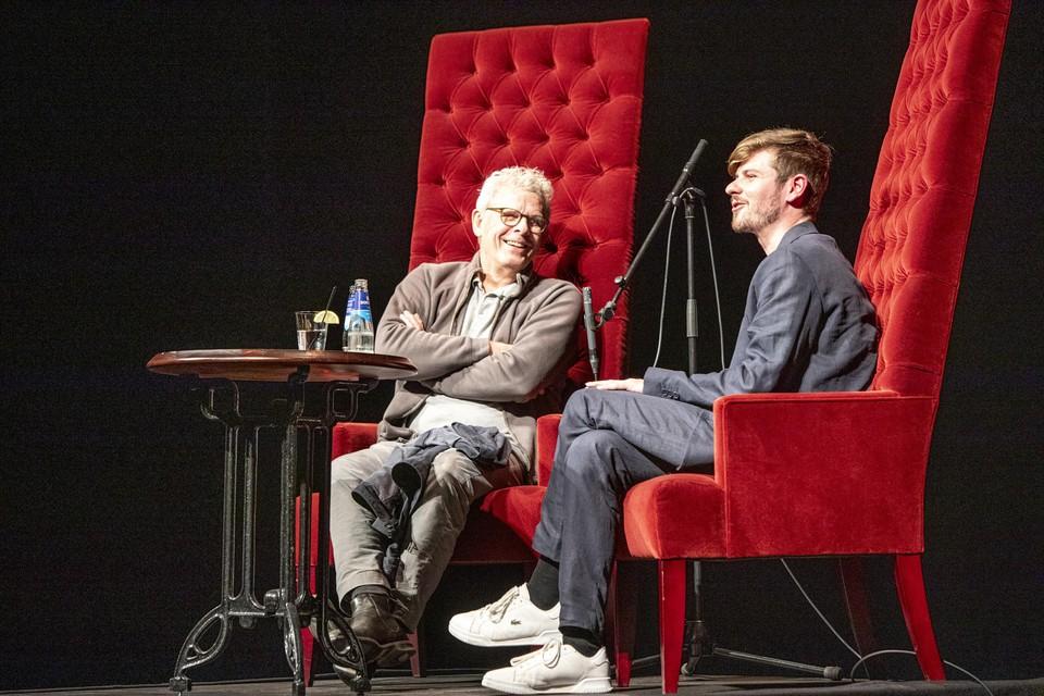 Nagesprek met Alex Warmerdam over zijn nieuwste film.