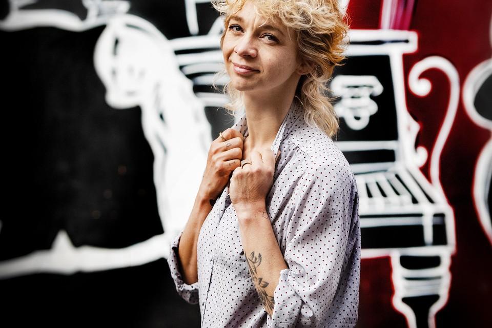 "Jacqueline Govaert: ,,Leuk om te merken dat ook die 'Krezipspier' nog steeds werkt."""