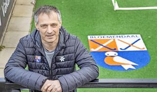 Dave Smolenaars nieuwe coach hockeysters Bloemendaal