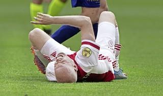 Kwetsuur Davy Klaassen lijkt mee te vallen: 'Gewisseld met oog op het EK'