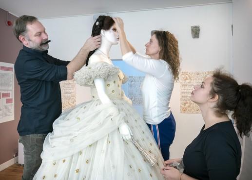 Zandvoorts Museum haalt keizerin Sisi terug naar haar 'geliebtes Meer'