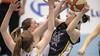 Coach Dominique Schemmekes trots na eerste zege van Triple Threat in eredivisie basketbal