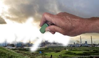 Extreem veel longkanker in Beverwijk: hoe de GGD in vier rapportversies een enorme staalfabriek letterlijk wegpoetste