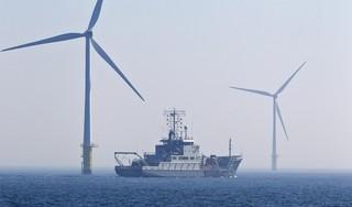 Meer zeewind voor datacenters, Tata Steel en andere industrie krijgt tegenwind van vissers