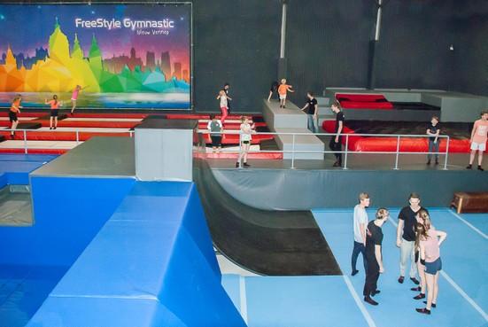 Vennepse Vespohal is weer een echt sportcentrum