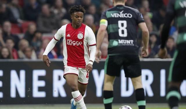 Talent Hansen langer bij Ajax [video]
