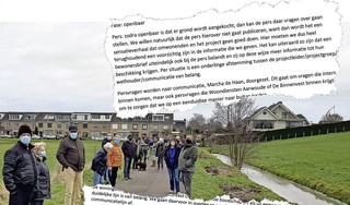 Gemeente haalt 'geheim' communicatieplan meteen weer offline: 'De pers wil partijen tegen elkaar uitspelen'
