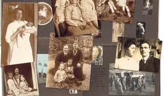 Unieke foto's van kinderjaren Hannie Schaft duiken op in tot nu toe onbekend familiealbum. Drama van een liefdevol gezin dat in 1927 al de eerste dochter verliest