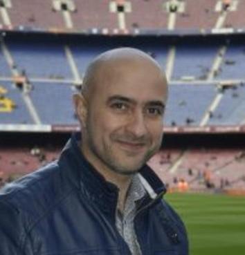 Hoofddorper Aymen Alnima (37) heeft kippenvel in stemhokje