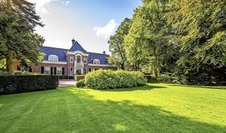 Landgoed in Aerdenhout à 16 miljoen staat al vijf jaar te koop: 'De kinderen zijn het huis uit, dus werd het wat groot voor ons'