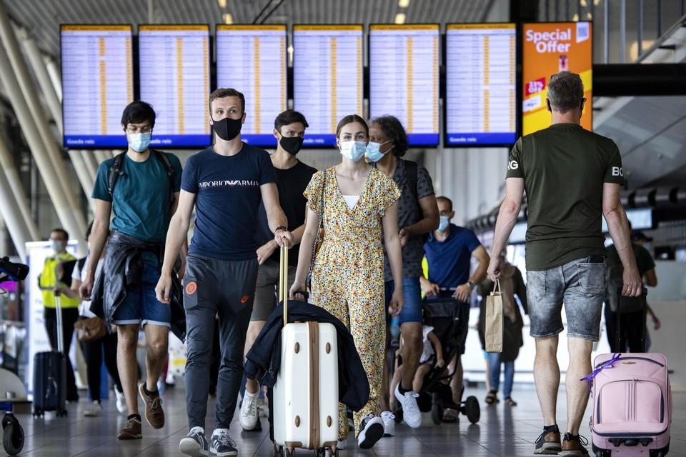 Probleem bij een aantal vluchten: ingecheckte koffers vliegen niet mee naar de vakantiebestemming.