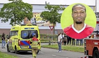 'Oud-voetballer Ajax en Telstar neergeschoten'