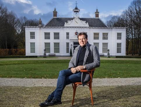 Boulevard vol ambacht bij kerst op landgoed Beeckestijn in Velsen-Zuid: 'Overal kerstmuziek, net als in de Efteling'