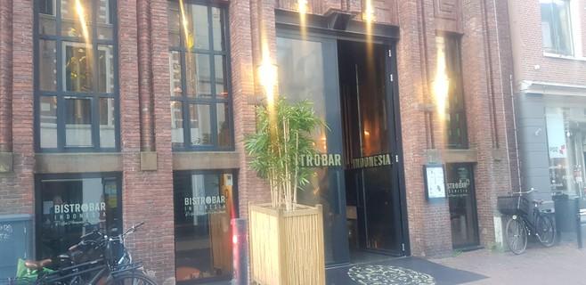 Over de Tong, recensie Bistrobar Indonesia Haarlem: Wat kan chef Donny koken!